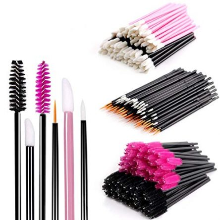 Disposable Mascara Wands Makeup Applicators –...