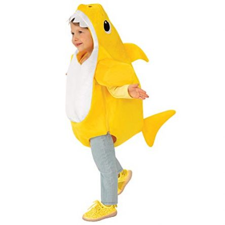 Rubie's Kid's Baby Shark Costume with Sound...
